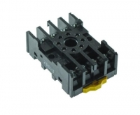 8 Pin Octal Relay Socket: PF085A  UL rated