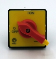 NHD NDS-G4R: Red/Yellow Handle 48MM x 48MM